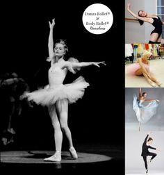 Ballet durante el verano en Barcelona Danza Ballet® & Body Ballet® Carolina de Pedro.