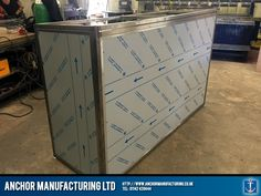 Sheffield stainless steel storage fabrication sheffield & Sheffield stainless steel storage inside space detailed | Sheffield ...