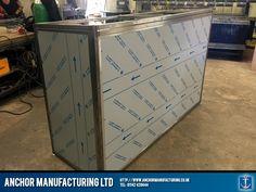 Sheffield stainless steel storage fabrication sheffield