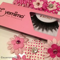 EYEMIMO #falseeyelashes style #NTR27. What occasion will you be wearing this one for?