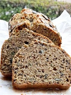 Barley Recipes, Banana Bread, Gem, Vegetarian, Desserts, Cookies, Food, Morning Coffee, Home