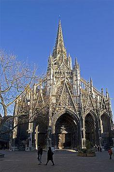 Rouen - Seine-Maritime - Eglise Saint-Maclou