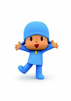 Los duendes y hadas de Ludi: Cumple de Pocoyo Baby Event, Bday Girl, Party In A Box, Lalaloopsy, Cute Wallpapers, 2nd Birthday, Ideas Para, Smurfs, Birthdays