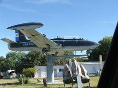 Museo de la Armada Argentina. Base Aeronaval Comandante Espora. www.lasextaseccion.com.ar
