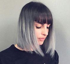 Asimetrik kahküllü saç modeli 2017