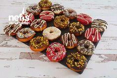 Müthiş Original Donut Tarifi nasıl yapılır? 212 kişinin defterindeki Müthiş Original Donut Tarifi'nin resimli anlatımı ve deneyenlerin fotoğrafları burada. Yazar: Farklı Yemek Tarifleri