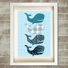Hey, I found this really awesome Etsy listing at https://www.etsy.com/listing/97004651/blue-whale-fine-art-print-water-animal