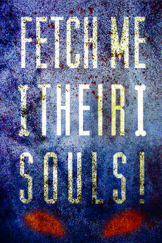 Fetch me their souls COD poster