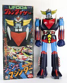 UFO Robot Grendizer toy