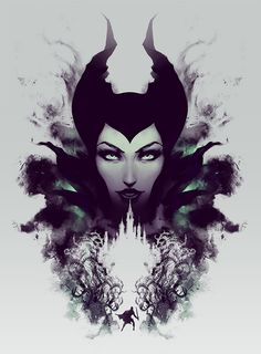 Maleficent by Jeff Langevin