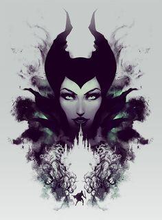 Maleficent by Jeff Langevin
