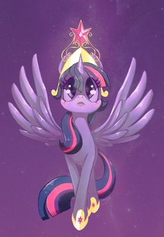 Princess Twilight by Pearlie-pie