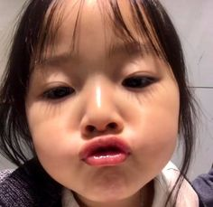 Cute Asian Babies, Korean Babies, Asian Kids, Cute Babies, Cute Little Baby, Cute Baby Girl, Little Babies, Cute Baby Meme, Cute Memes