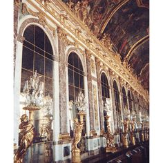 CHATEAU DE VERSAILLE Tumblr ❤ liked on Polyvore featuring image, palace and pictures