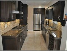 Galley Style Kitchen Design Ideas Pictures Remodel And Decor Page 19