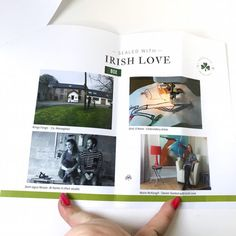 Sealed With Irish Love info sheet 2 Love Box, Seal, Irish, Irish People, Harbor Seal, Seals, Ireland, Dolphins, Irish Language