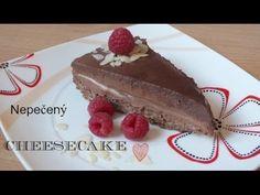 Zdá se, že popularita nepečených dortů a dezertů sílí. Za zvyšující se poptávkou po receptech na nepečené zákusky jistě stojí nedostatek času a snaha ušetřit. Co si budeme povídat, výroba dortu je cukrářský kumšt, vyžadující kromě šikovných rukou cukrářky a trpělivosti také čas i peníze na kvalitní suroviny. N... Cheesecake, Pudding, Food, Cheesecakes, Custard Pudding, Essen, Puddings, Meals, Yemek