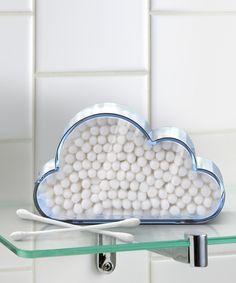Fred & Friends Cloud Catcher Cotton Swab Holder