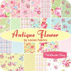 antique flower~lecien