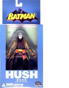 Batman Hush Series 1 Hush Action Figure * Read more  at the image link.