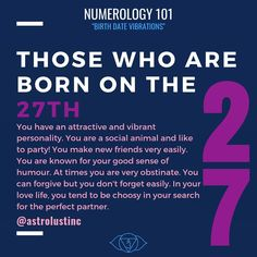 numerology date of birth 27 february