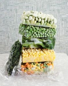 List of foods you can freeze-save money and time!