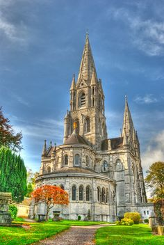 St. Finbarre's Cathedral, Cork City