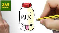 Resultado de imagem para dibujos kawaii para dibujar faciles