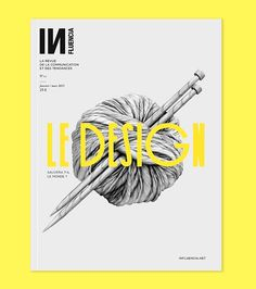 Editorial Design Inspiration: Influencia Magazine | Abduzeedo Design Inspiration