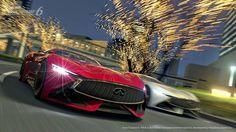 Monkey Motor: Este el el Infiniti Concept que representará a la ...