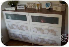 DIY Ladenkast Ikea Brimnes Pimpen
