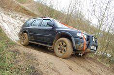 Vauxhall Frontera 2.2 Limited (Tonka II)