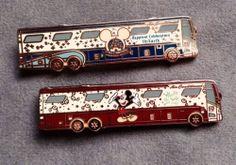 Disney Buses Disney Pin Pins