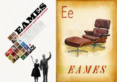 Check out the latest Design Milk Lost Crate. Hint: it's all about the Eames'!