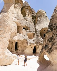 Photo Guide to Cappadocia, Turkey.