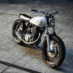 Yamaha scrambler 125