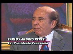Carlos Andres Perez Agosto 13 de 1998  (Caracas - Venezuela)  era muy chama y no le paré ... ahora sufro las consecuencias