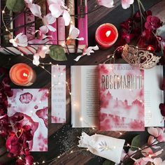 I wanted to wish a very happy book birthday to Rosemarked by @lkblackburne!!! I have read this one and I highly recommend it to anyone looking for a fast paced YA fantasy with adventure romance and betrayal!!! . Livia is also hosting an amazing giveaway so head to her account and click on the link in her bio!!! . Synopsis: A healer who cannot be healed . . . When Zivah falls prey to the deadly rose plague she knows its only a matter of time before she fully succumbs. Now shes destined to…