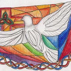 Holy Spirit Holy Spirit, Holi, Original Artwork, Disney Characters, Fictional Characters, Princess Zelda, Pencil, Holy Ghost, Holi Celebration
