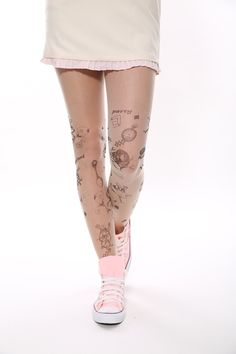 Tights Of Every Occasion