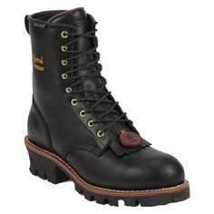 Safety Girl II Steel Toe Waterproof Work Boots - Black | Toe ...