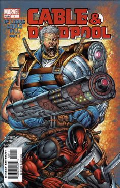 Cable & Deadpool: They should do an X-Men movie with Cable and the whole story behind him.