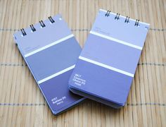 paint chip notebooks                                                                                                                                                                                 More