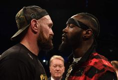 Lennox Lewis backs Tyson Fury to rise to the occasion against Deontay Wilder - Sports News & Updates Bronze Bomber, Frank Warren, Deontay Wilder, Tyson Fury, Martial Arts Workout, Anthony Joshua, American Fighter, Wbc, Popular News