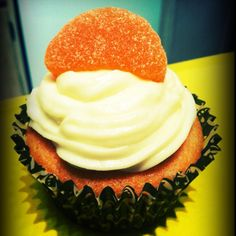 Orange Dreamsicle Cupcakes My own personal Picture