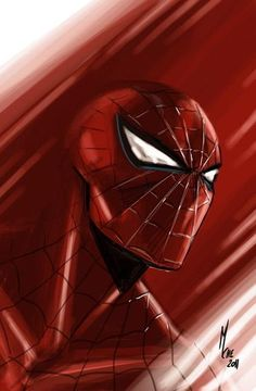 Spider-Man art by?