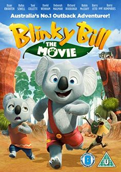 From 5.99:Blinky Bill The Movie [DVD]