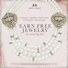 Earn free jewelry, host a pop-up shop!