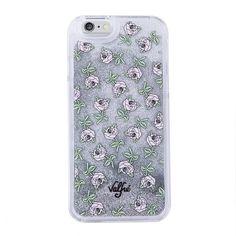 Rose Glitter iPhone 7 Case