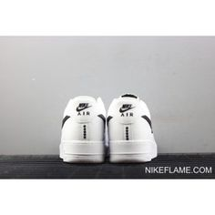 Nike Air Force 1 Low Black/White New Release Nike Air Force Black, Nike Shoes Outlet, Air Force 1, Nike Men, Air Jordans, Black And White, Black N White, Black White, Air Jordan
